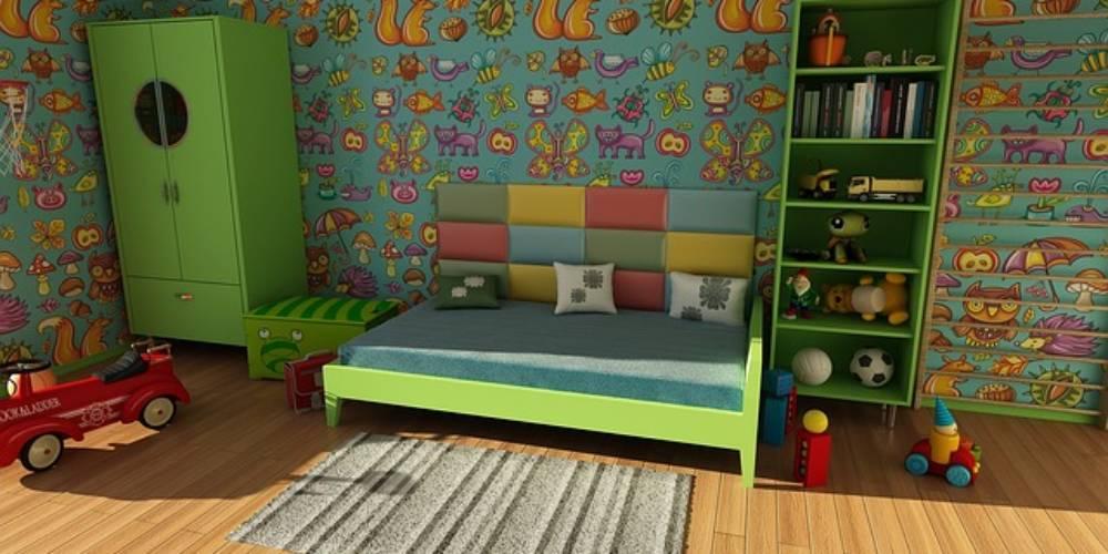 Cômoda x guarda-roupa: o que é melhor para o quarto da criança?