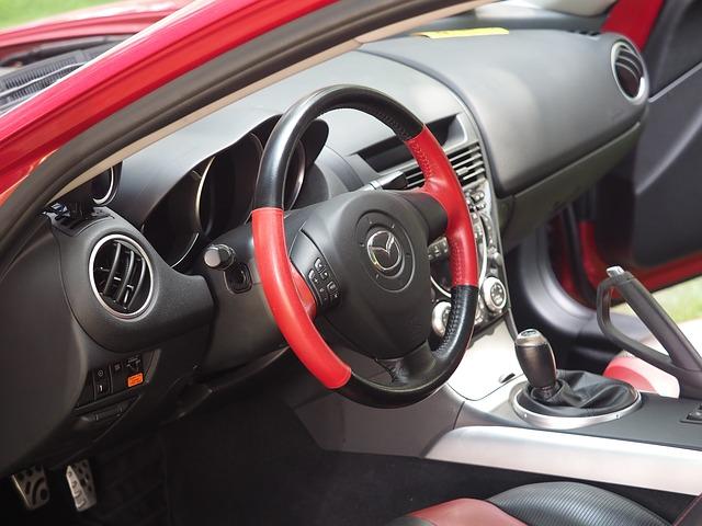 carro com cambio manual